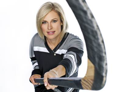 Tessa Bonhomme (@tessab25) was a surprise cut for the 2014 Canadian women's team headed for Sochi, Russia. She won gold with the squad in Vancouver in 2010. Photo borrowed from the interweb.