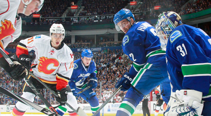 Episode 60 – Canucks vs Flames