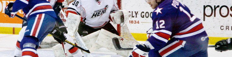 Abbotsford Heat greets morning crowd with win