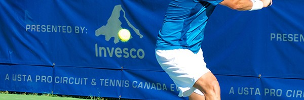 Vasek Pospisil wins the 2013 Vancouver Open