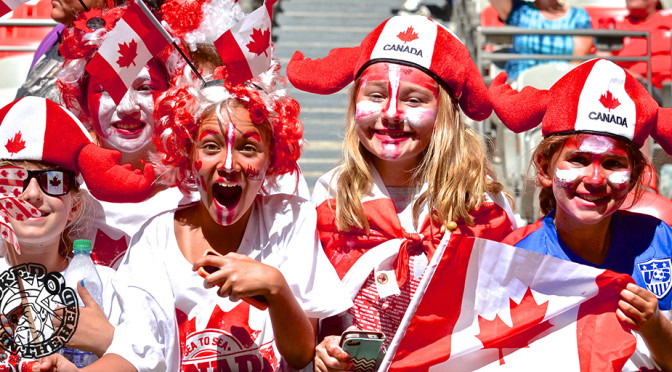 The red coats are coming! Canada – England at the Women's World Cup