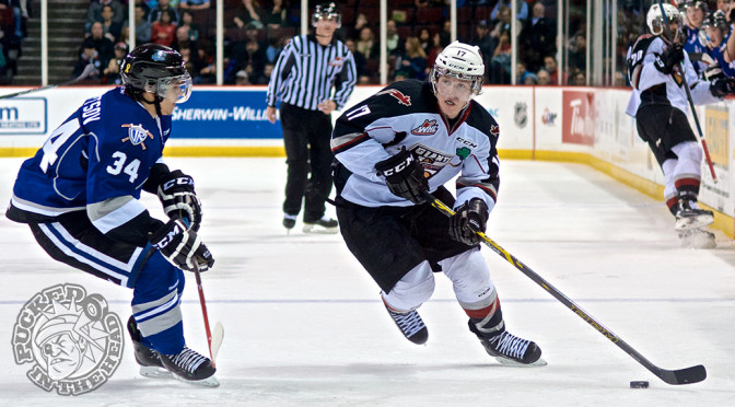 Throwback Thursday: Vancouver Giants, baby!