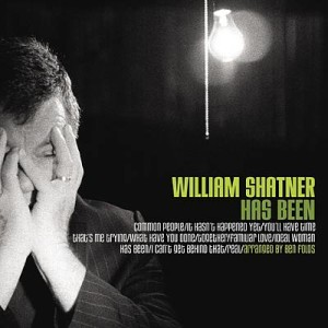 Cover of William Shatner - Has Been
