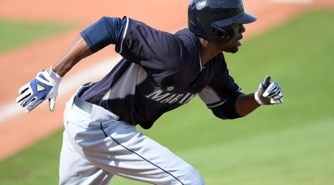 Center fielder of the future? Or will the Mariners