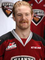 Dude. This guy is in Lanny McDonald territory. WHL file photo.