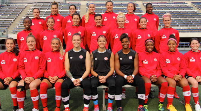 Meet your Team Canada — 2015 Women's World Cup