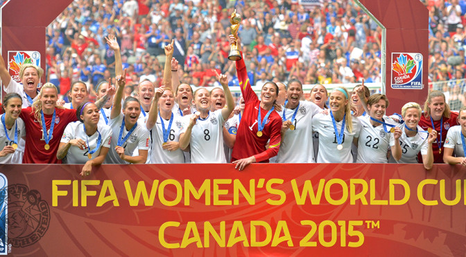 Episode 071: The dirty rotten stinkin' Americans totally deserved to win the Women's World Cup