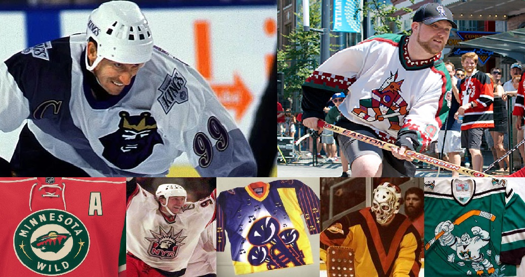 Each and every one gets a passing grade from the likes of Chris Withers, so Russell Arbuthnot and Jason Kurylo decided to chat some hockey fashion in Episode 58.