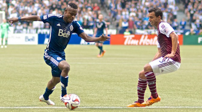 Photo Gallery: Whitecaps 1, Colorado Rapids 2