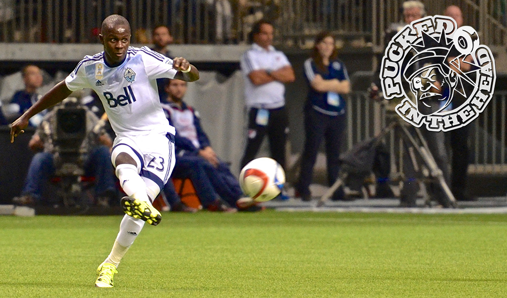 Kekuta Manneh was kept remarkably quiet during a 3-0 loss to the Seattle Sounders. Photo by Jason Kurylo for Pucked in the Head.