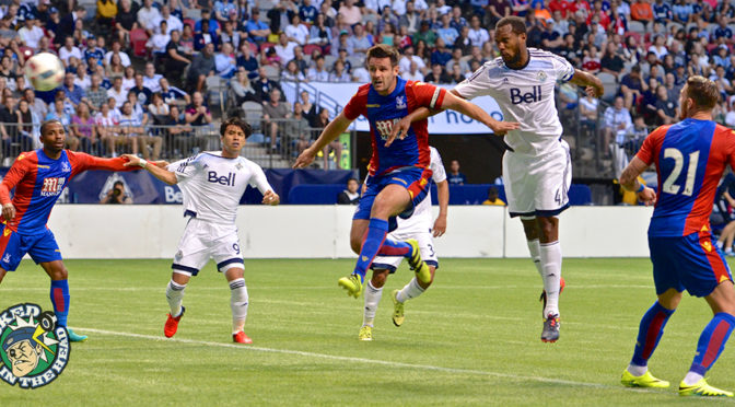 Photo gallery: Whitecaps FC 2 Crystal Palace FC 2