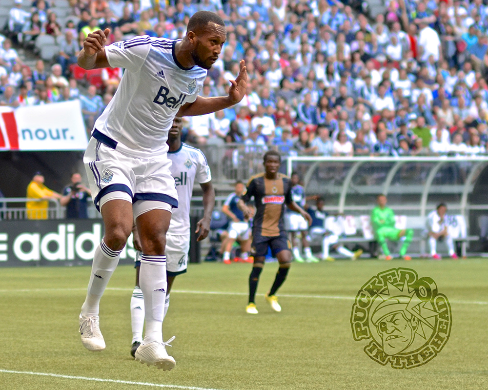The Vancouver Whitecaps FC scored thrice and earned three points with a 3-nil shutout of the visiting Philadelphia Union. Photos by Jason Kurylo for Pucked in the Head.
