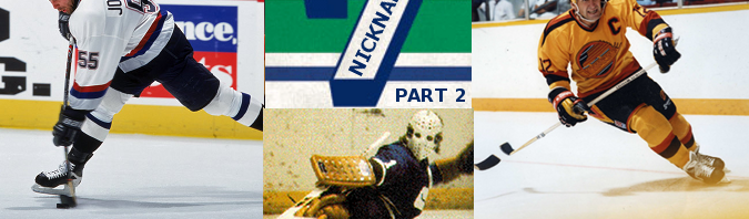 Episode 40 – Top 7 Canuck Nicknames of All Time, Part II