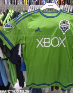 Earlier this week, Footy Headlines posted this leak of the 2015 Seattle Sounders jersey.